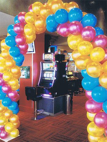 Vente de ballons draguignan arches de ballons deco ballon var d coration ballons pour - Decoration de ballon pour mariage ...